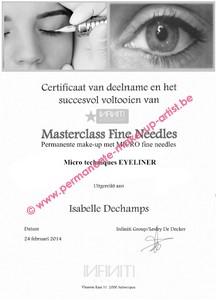 Opleiding permanente makeup_eyeliner