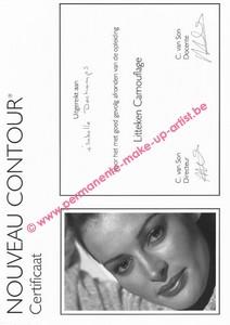 Opleiding permanente make-up